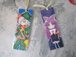 LemFeli bookmarks by cafe-delight