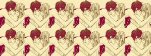 Facebook cover love 1 by agarest-of-war
