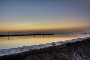 Rockpool At Bulli beach 1 by deviantjohnny99