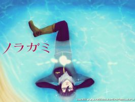 Noragami: Yato by MarionetteArts