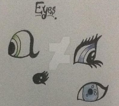 Eyes by Carousel-Arts