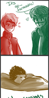 .:Johnlock and the Hedgehog:. by Son-Of-A-Beech