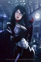 Silk V - The Amazing Spiderman - Marvel Comics by WhiteLemon