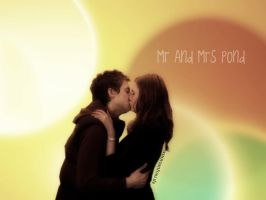 Mr And Mrs Pond Requested by WhovianForLife