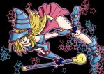 Dark Magician Girl 2 by Retzan