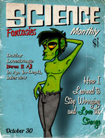 Science Fantasies Monthly 2nd Edition by brothersdude
