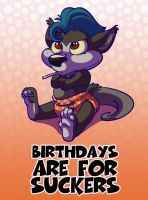 Burfday by Fyuvix