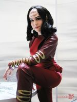 K'ehleyr from Star Trek:TNG by Sarcasm-hime