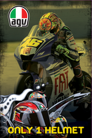 Poster AGV2 by warriorsoul79