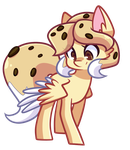 Commission : Chocolate Chip by Looji