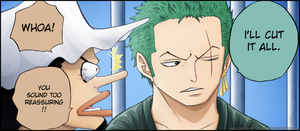 Zoro Ussop 629 by Law67