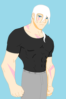 Humanized Vladamir Polar by TheYaoiLover24
