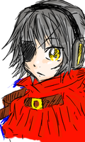 OC:Zhathe by chiihime-chan