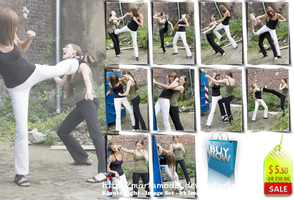 NHB Fight Outdoor - Image set 82 pics - US 5.50 by MartaModel