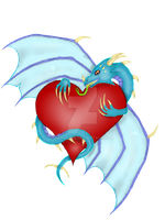 Dragon Heart by Keademia