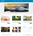 Portfolio Layout + Free PSD by relaxing77