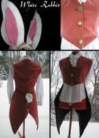 White Rabbit Vest by lotsabots