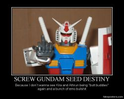 SEED Destiny  moivatitor by YumaLightning