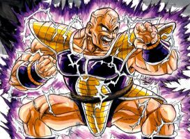 Nappa charging by BK-81