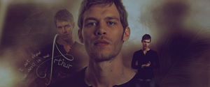 Joseph Morgan. by FleeorDie