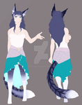 Tae Ref WiP by Taelune