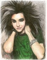 Bill Kaulitz by Karura-San
