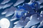 Luna: Guardian of the Night by Mel-Rosey