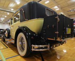 1932 Rolls Royce trunk by finhead4ever