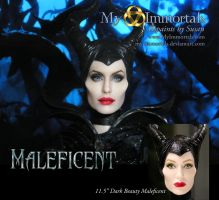 My Immortals Maleficent repaint by my-immortals