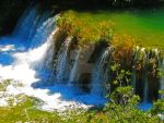 Waterfall of Krka by Moonbird9