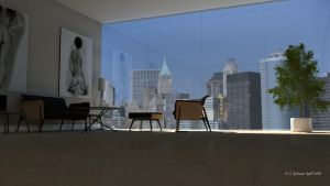 NYC Loft WIP by 2753Productions