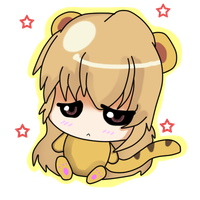 Palmtop Taiga by SweetPoffins