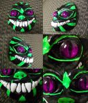 Cheshire cat Mask by FehFeh13
