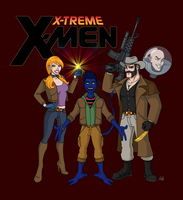 X-treme X-Men: The Animated Series by Lightengale