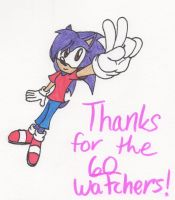 Thanks for the 60 Watchers! by Piplup88908