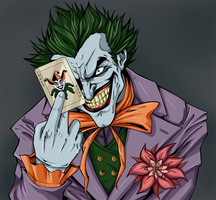 The Joker by AerianR