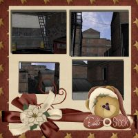 City stock pack 3 by Ecathe