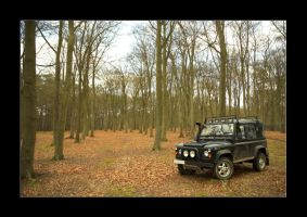 Land Rover III by GBY