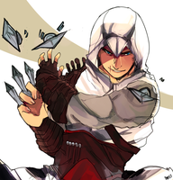 Altair you show off by Promsie
