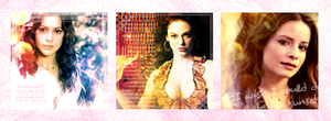 .:Charmed Icons:. by FalcoN-chan93