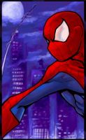 Spider Man by BaneNascent