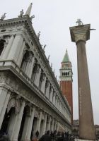 St. Mark's Square by ShipperTrish
