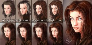 The Making of Liv Tyler by 7amze