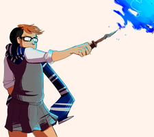 Pottermore self indulgence time by Batcanons