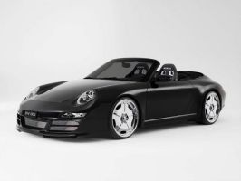 Darth porsche by hotrod32