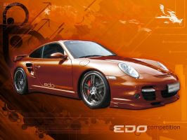 EdoCompetition Porsche Tribute by IonShoweR