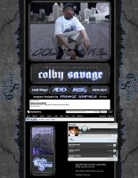Colby Savage Myspace by Fraawgz
