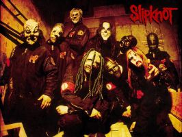SlipKnot Wallpaper 3 by Ozzyhelter
