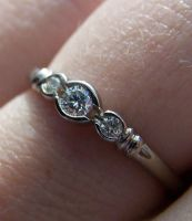 Gorgeous White Gold Ring 2 by Gracies-Stock