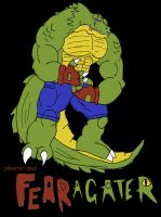 Jakester-ized Fearagater by jakester2008